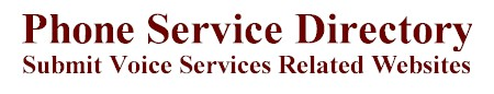 phone services websites
