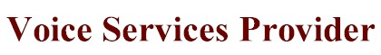voice mail services provider